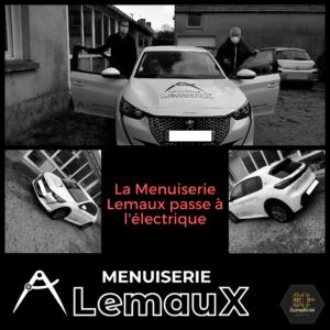 voiture électrique LEMAUX